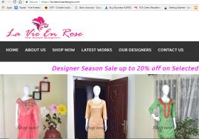 La Vie En Rose Designs